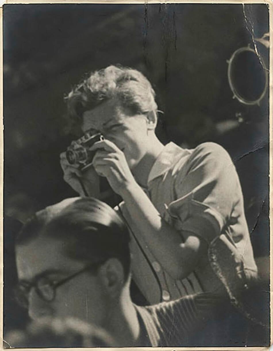 Gerda Taro, la chica de la Leica