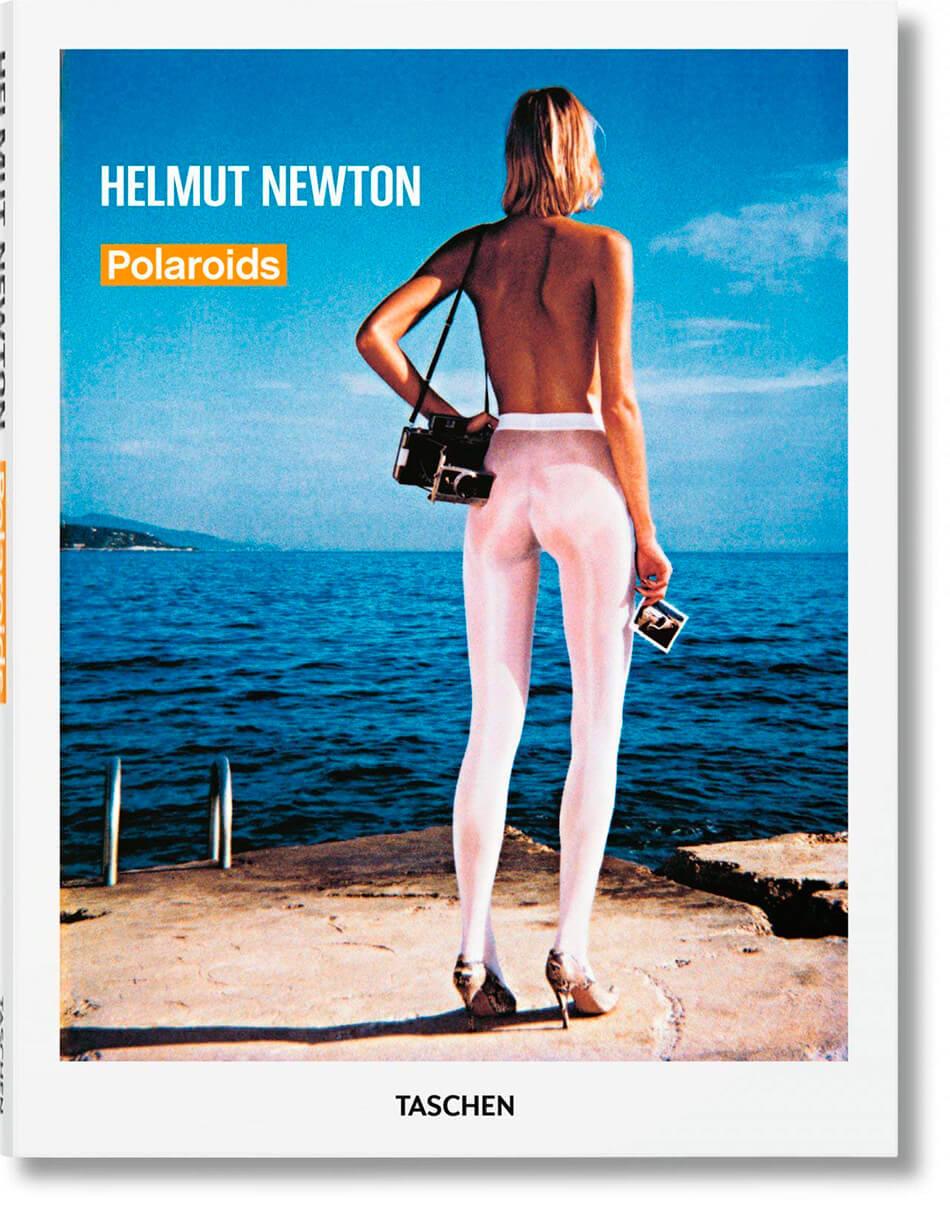 Polaroids de Helmut Newton