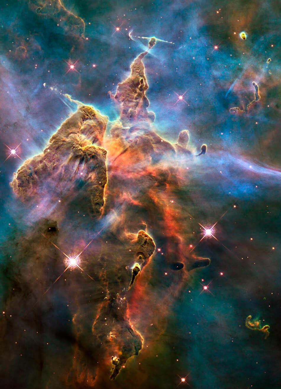 Hubble. Nebulosa del Águila