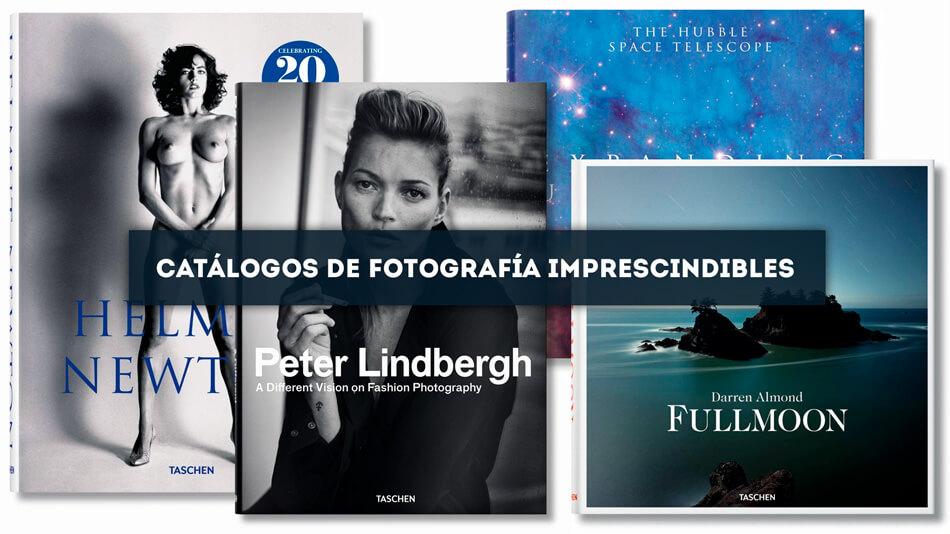 Catálogos de fotografía imprescindibles